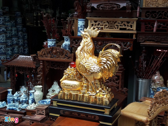 Ga linh vat Trung Quoc tran ngap thi truong Ha Noi hinh anh 3