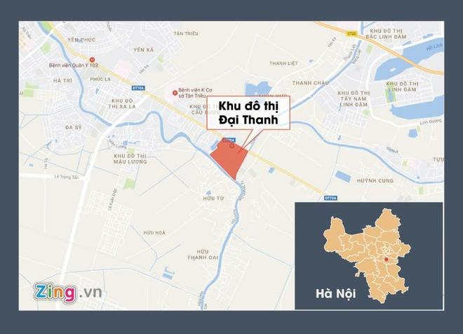 Thanh tra Chinh phu kien nghi xu ly hinh su du an Dai Thanh hinh anh 3