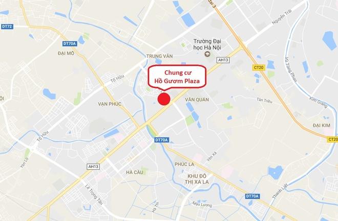 11 ngay cang bang ron phan doi chu dau tu cua cu dan Ho Guom Plaza hinh anh 3