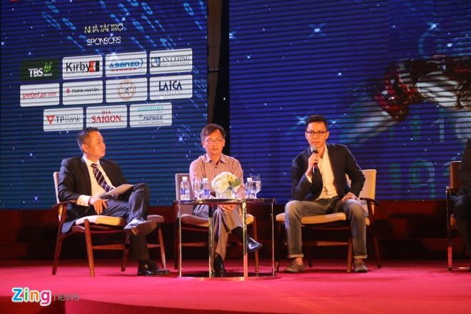 CEO Viettel: Chung ta co the but pha boi qua ngheo, boi khong co gi! hinh anh 1