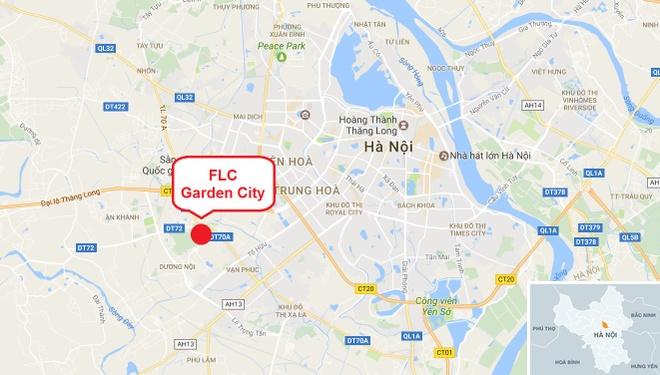 Bo truong Mai Tien Dung noi ve du an 18 tang khong phep cua FLC hinh anh 3