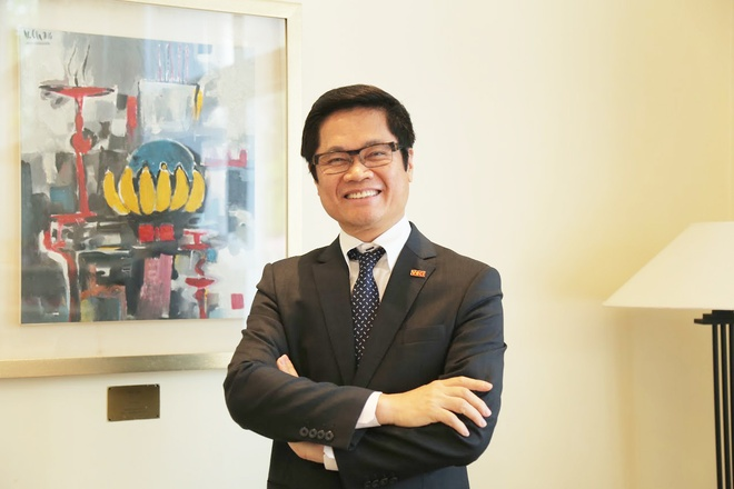 Ong Vu Tien Loc: 'Van con tinh trang tren bao duoi khong nghe' hinh anh