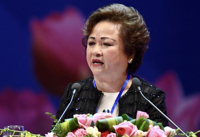 Chu tich BRG Nguyen Thi Nga: Cho DN co hoi sua sai de dam dan than hinh anh