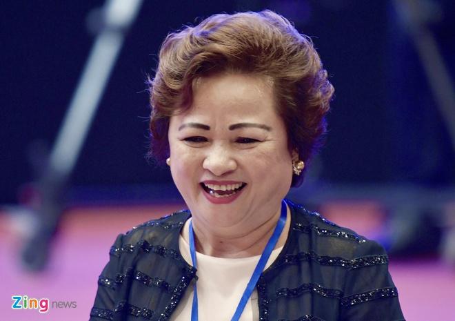 Chu tich BRG Nguyen Thi Nga: Cho DN co hoi sua sai de dam dan than hinh anh 2