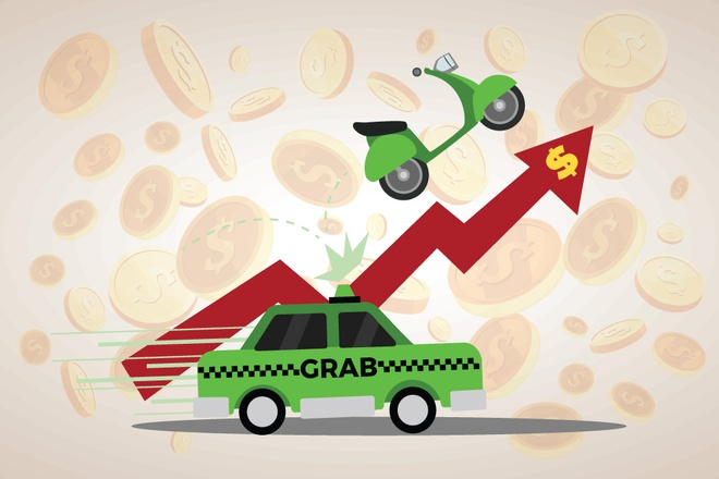 GrabBike tang gia that thuong, co luc dat hon taxi hinh anh