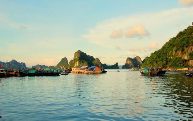 Quang Ninh thu hut 36.000 ty dong lam ha tang dac khu kinh te Van Don hinh anh