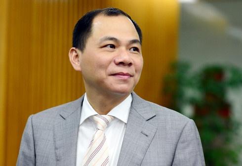 Ty phu Pham Nhat Vuong sap xay nha may san xuat oto o Hai Phong hinh anh 1