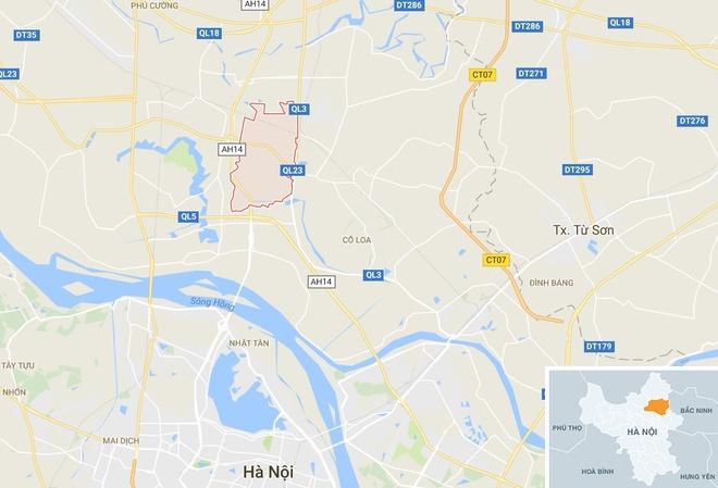 Ha Noi sap xay khu nha o xa hoi cho 12.000 dan tai Dong Anh hinh anh 2