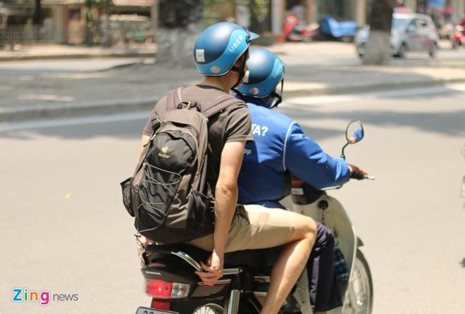 Bo Tai chinh hua cung cap thong tin thue cua Uber, Grab hinh anh 1