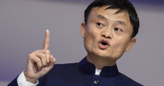 Jack Ma di bo o Ha Noi, thay gioi tre Viet Nam day suc song hinh anh