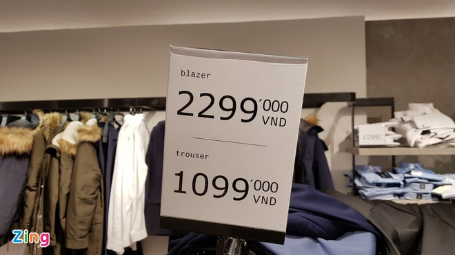 Zara, H&M: Thoi trang binh dan cua the gioi nhung dat do o Viet Nam hinh anh
