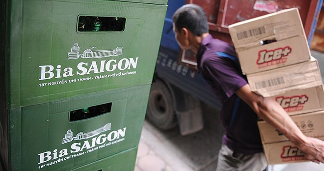 De nghi Bo Cong an, UB Chung khoan giam sat giao dich co phieu Sabeco hinh anh 2