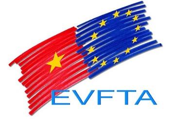Xay dung hiep dinh thuong mai Viet Nam - EU mau muc hinh anh
