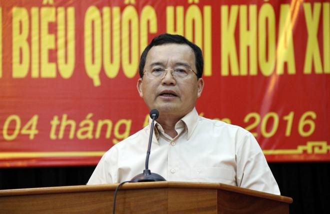 Dinh chi cong tac cua nguyen Chu tich PVN Nguyen Quoc Khanh hinh anh 1
