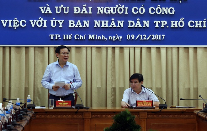 Cong chuc TP.HCM: 3 nam tang luong them duoc 400.000 dong hinh anh 1