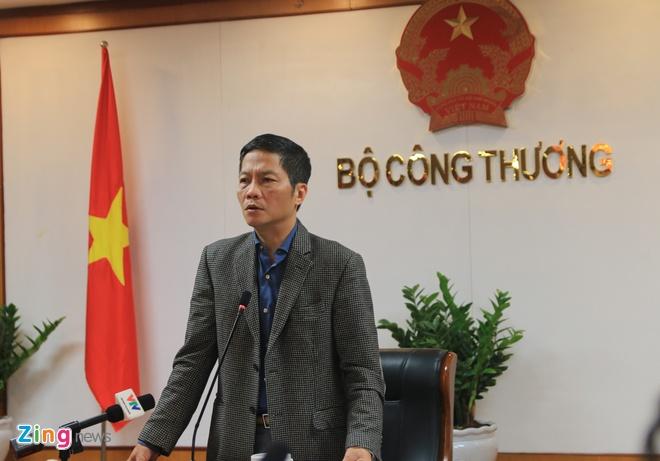 Bo truong Cong Thuong phe binh lanh dao quan ly thi truong hinh anh