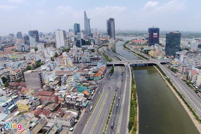 Tang truong GDP quy I tren 7%, cao nhat trong ca thap ky hinh anh