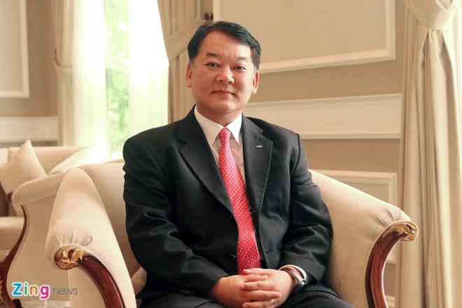 Samsung kien nghi Viet Nam khong nen tang chi phi nhan cong qua nhanh hinh anh 1