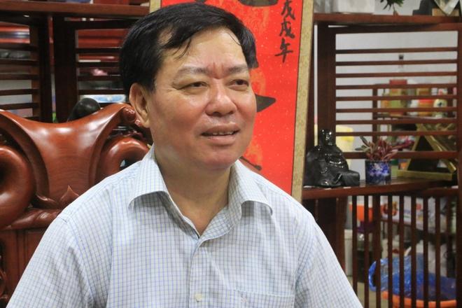 Phong van nguyen Thu truong Pham Minh Huan ve he thong tien luong hinh anh