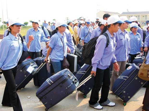 49 huyen bi cam xuat khau lao dong sang Han nam 2018 hinh anh