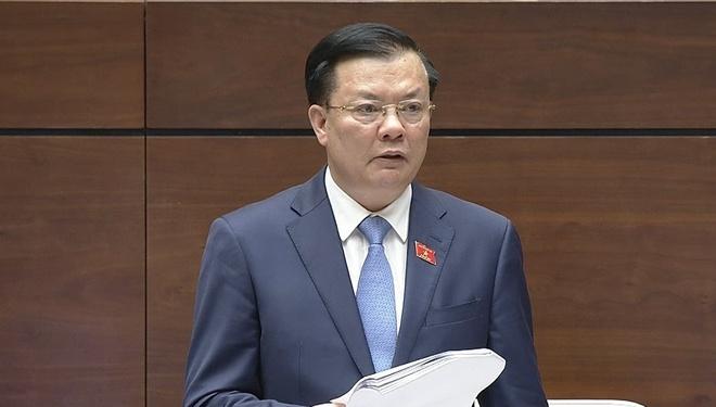 Bo Tai chinh hua khong tang thue VAT, nghien cuu them thue tai san hinh anh