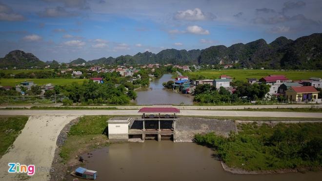 Yeu cau tinh Ninh Binh bao cao du an kenh 72 ty doi von len 2.600 ty hinh anh 2