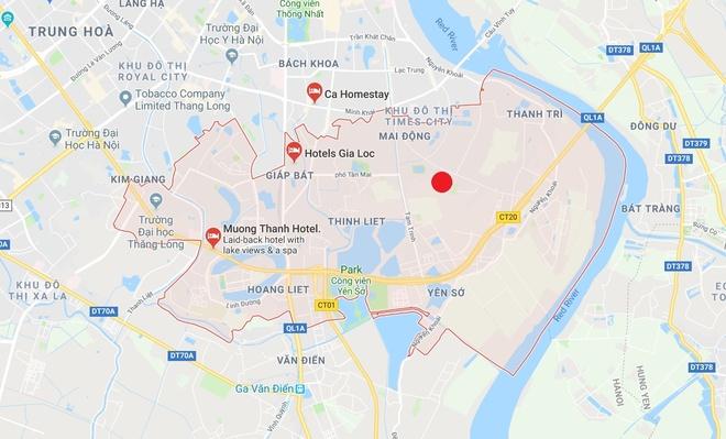Lam duong gan 990 ty, Tan Hoang Minh duoc Ha Noi tra 20 ha dat hinh anh 2