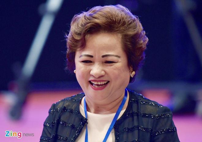 Ba Nguyen Thi Nga lam Chu tich Hapro, DN nhieu dat vang nhat Ha Noi hinh anh 1