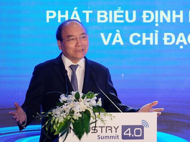 Thu tuong: Viet Nam phai som len 'doan tau 4.0', khong de bi bo lai hinh anh
