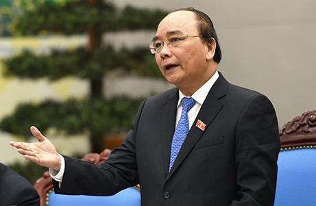 Thu tuong: 'Khong giam dieu kien kinh doanh theo kieu thay ten doi ho' hinh anh