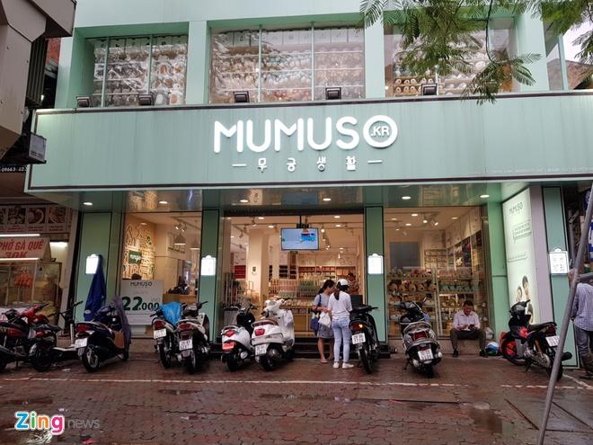 Kết quả hình ảnh cho Mumuso