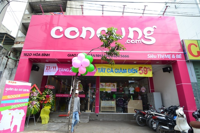 Bo Cong Thuong vao cuoc dieu tra vu Con Cung nghi gan mac hang Thai hinh anh 1