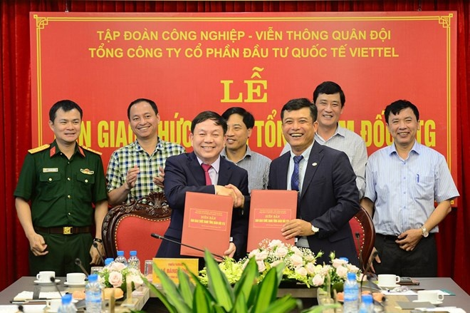 Viettel Global co tong giam doc moi hinh anh 1