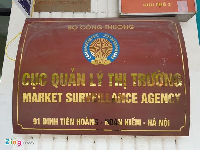 Nang cap Cuc Quan ly thi truong thanh Tong cuc Quan ly thi truong hinh anh