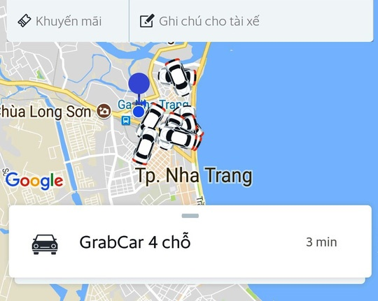 9 lan xin cap phep khong duoc, Grab to Khanh Hoa uu ai Vinasun, EMDDI hinh anh 2