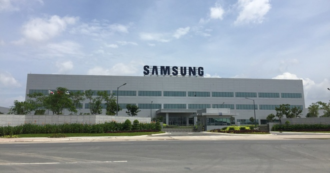 Samsung xin giam tien thue dat o Thai Nguyen hinh anh