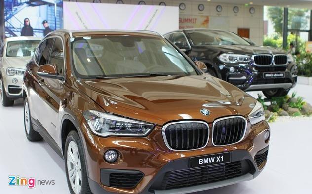 Bo Tai chinh xin y kien Thu tuong huong xu ly 133 xe BMW gia giay to hinh anh