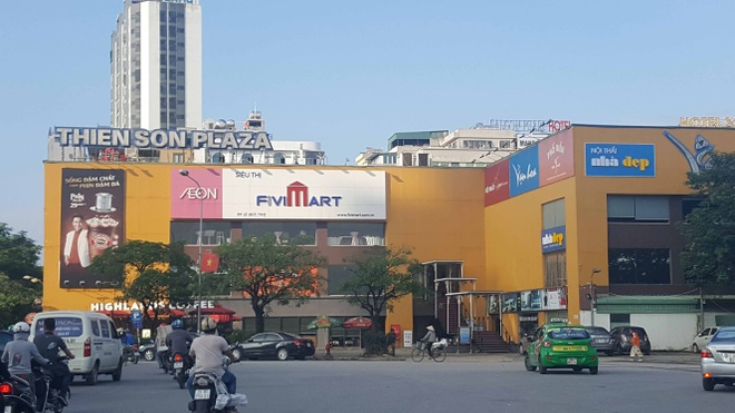Fivimart chinh thuc ve tay Vingroup hinh anh 1