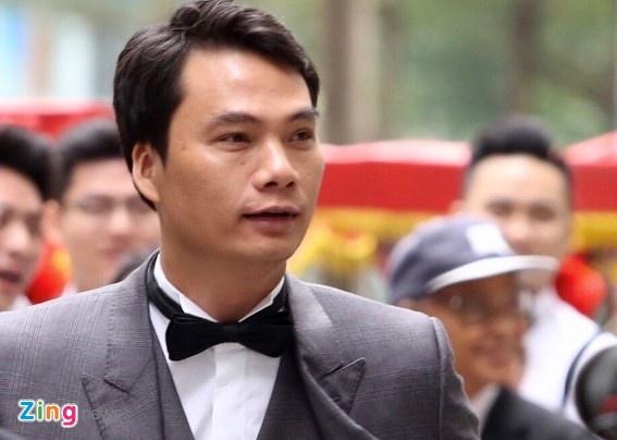 Chan dung CEO hang may loc nuoc, chong cua A hau Thanh Tu hinh anh