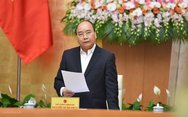 Thu tuong: 'Neu de thieu dien, mot so dong chi phai mat chuc' hinh anh