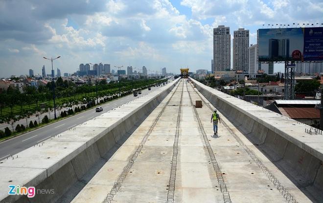 Van phong Chinh phu noi ve canh bao cua dai su Nhat o tuyen metro so 1 hinh anh