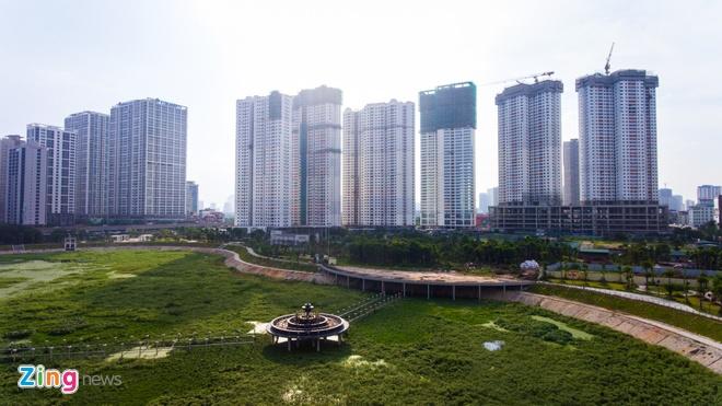 Sở Xây dựng Hà Nội đề nghị đình chỉ thi công dự án D'Capitale