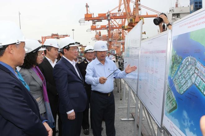 Phó thủ tướng muốn Việt Nam có doanh nghiệp logistics tầm cỡ thế giới
