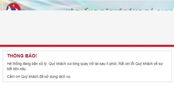 Chi 10.300 ve tran Viet Nam vs Malaysia se duoc ban hinh anh 2