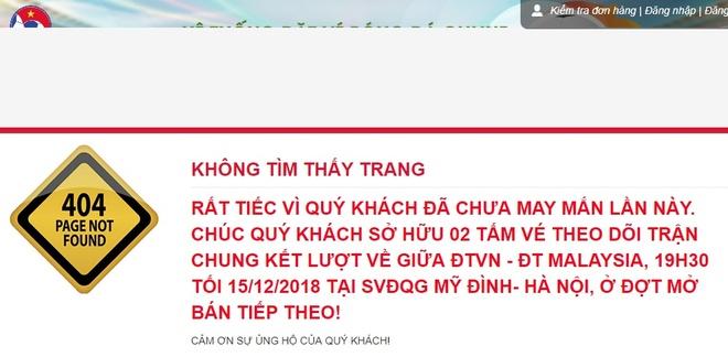 Chi 10.300 ve tran Viet Nam vs Malaysia se duoc ban hinh anh 3