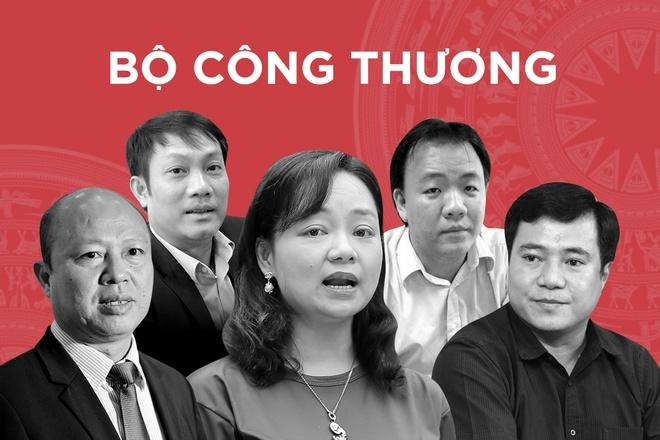 Nam 2018 voi nhieu bien dong nhan su tai Bo Cong Thuong hinh anh