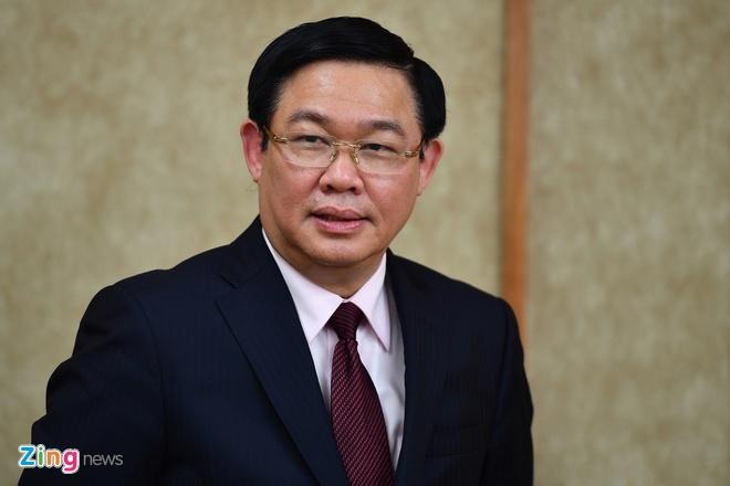 Phó Thủ tướng Vương Đình Huệ nhận định về chứng khoán Việt năm 2019 - Ảnh 1