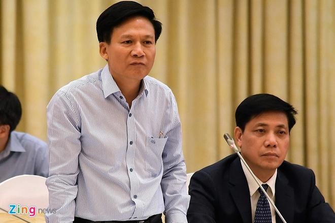 Chuyen ho so vu du an gang thep Thai Nguyen sang Uy ban Kiem tra TU hinh anh 1