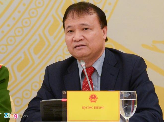 Bo Cong Thuong: Co mat tich cuc khi hang Viet bi doi lot hinh anh 1
