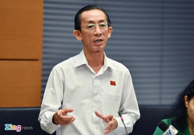 Ong Tran Hoang Ngan lam Vien truong Vien Nghien cuu Phat trien TP.HCM hinh anh 1